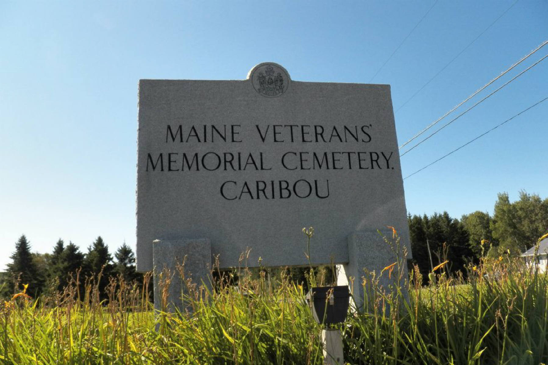 Northern Maine Veterans Cemetery